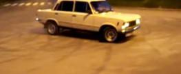 Młody i jego Fiat 125p