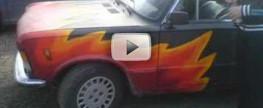Fiat z serialu 39 i Pół