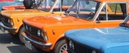 Fiat 125p na Węgrzech