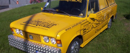 Fiat 125p Basser – maksimum decybeli