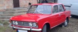 Fiat 125p 2000 rosso corsa '73
