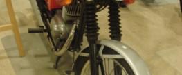 Wystawa motocykli PRL-u