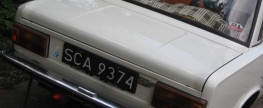 Fiat 125p na sprzedaż – Szczecin