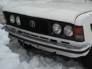 Emblemat Polski Fiat (1989 do 1991)