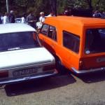 Polski Fiat 125p na węgrzech (2)