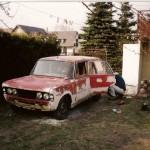 Fiat 125p basser budowa