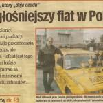 Fiat Basser 125p  artykuly