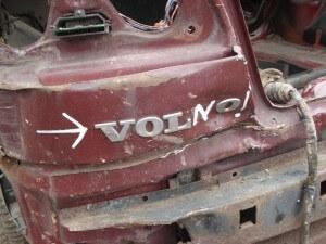 """""""Co Volno w Volvo..."""" czy jakoś tak..."""