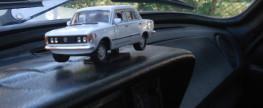 Fiat 125p – Model Welly 1:34