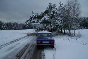 Życzę wszystkim udanych, zimowych wypadów!