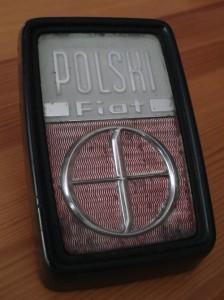 Emblemat Polski Fiat