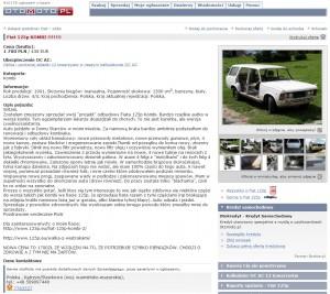 Fiat 125p kombi na sprzedaz