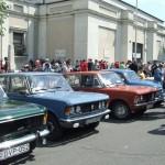 Polski Fiat 125p na węgrzech