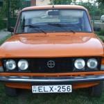Polski Fiat 125p na węgrzech (6)