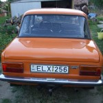 Polski Fiat 125p na węgrzech (7)